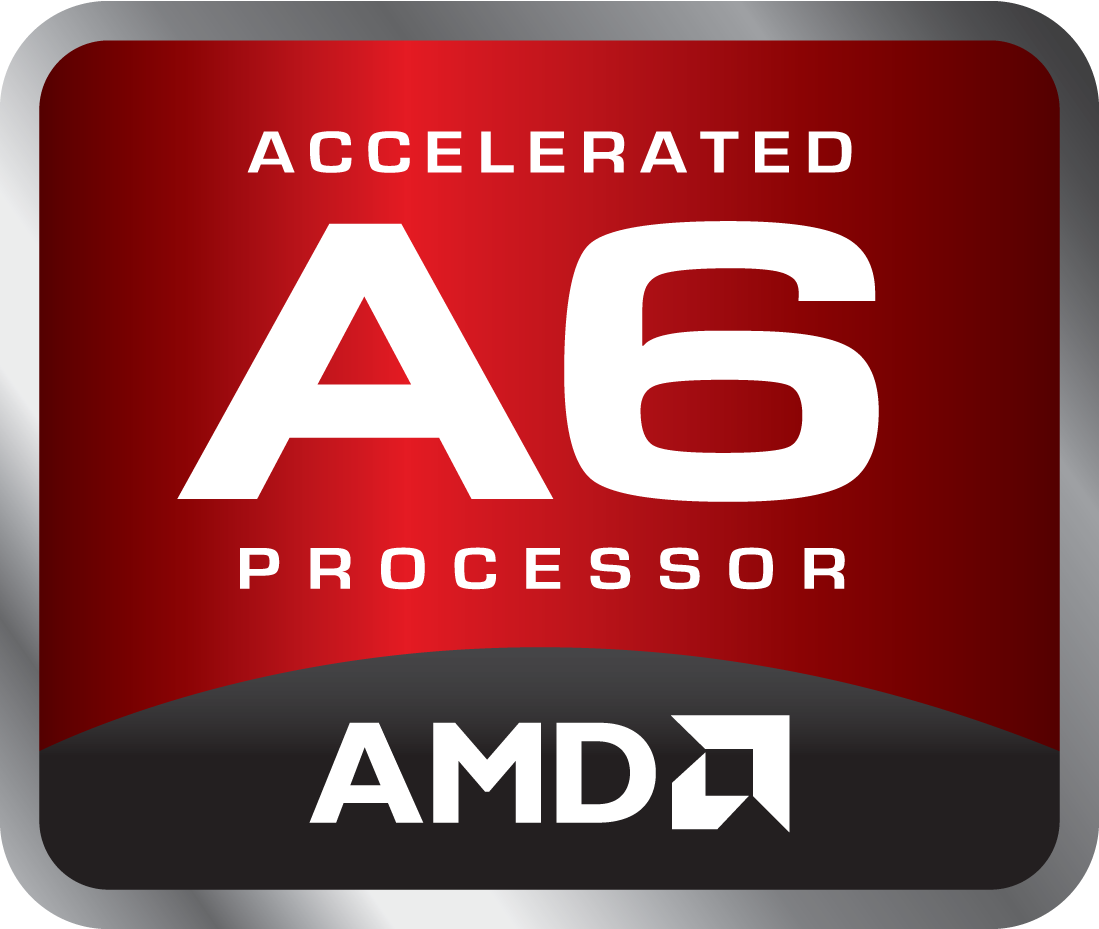 Risultati immagini per logo amd a6